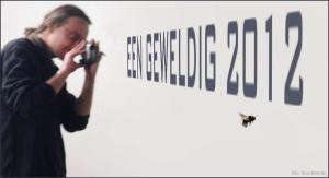 Gelukkig nieuwjaar van Martijn de Boer