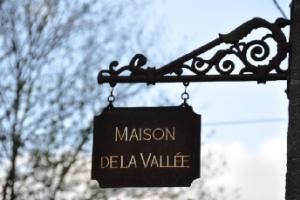 Maison de la Vallee - Aanhangbord