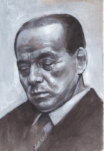 Berlusconi 15022011 Martijn de Boer