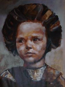 Meisje met Bontmutsje - 19112014