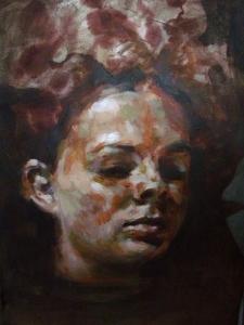 Martijn de Boer - Girl (Medusa) 27122014