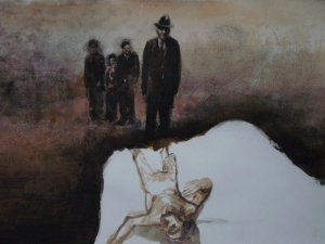 Hard Labour - The Liberation (Buchenwald bei Weimar)