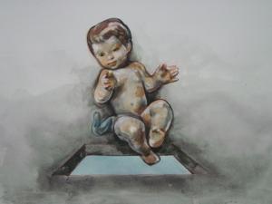 Hard Labour - Porcelain Jesus