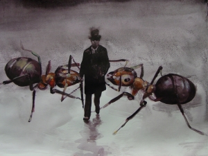 Hard Labour - Lord of the Ants