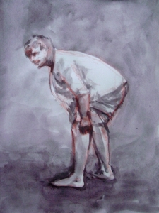 Hard Labour - The Fornicator (Study)