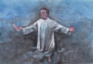 The Preacher (Study)
