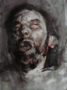 Christ The Tormented 2 (Study)