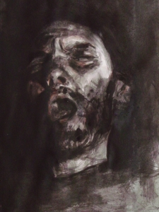 Christ The Tormented (Study)