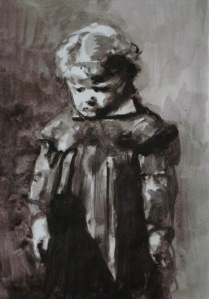 Sunday Child (Study)