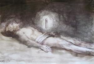 The Resurrection Machine 2 (Study)