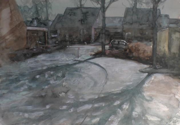 Hendrik Tollensdreef - Goirle - 13022019 (30 x 42)