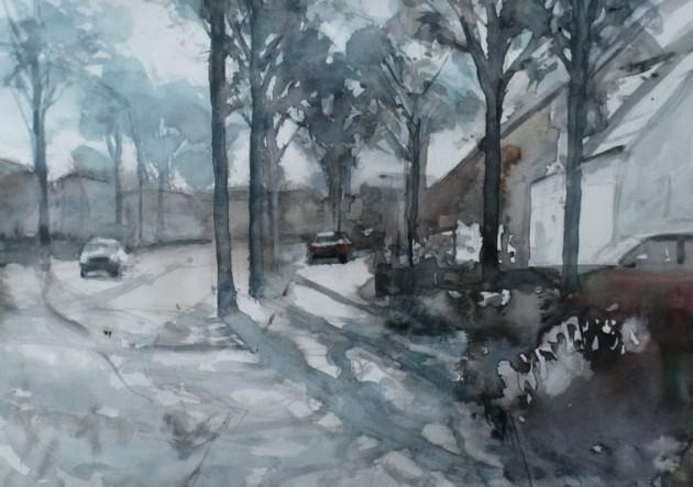 Guido Gezellelaan - Goirle - 16032019 (30 x 42)