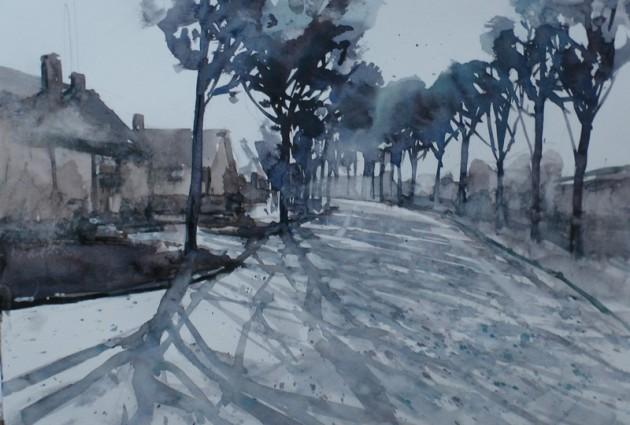 Kennedylaan - Goirle - 15032019 (30 x 40)