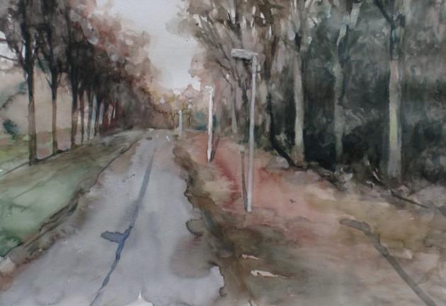 Roerpad - Tilburg - 19032019 (30 x 42)