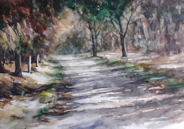 Het De Siptenpad - Kaaistoep - 12042019 (30 x 42