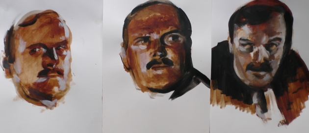 John Cleese 3X - 25042019 (30 x 21)