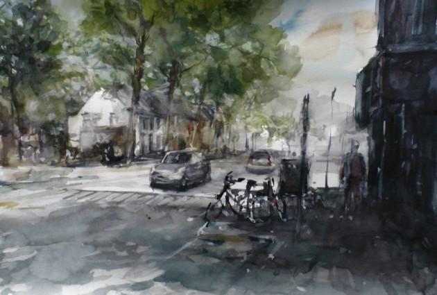 Korvelseweg ter hoogte van Cafe Berlijn - Tilburg - 08072019 (30 x 42