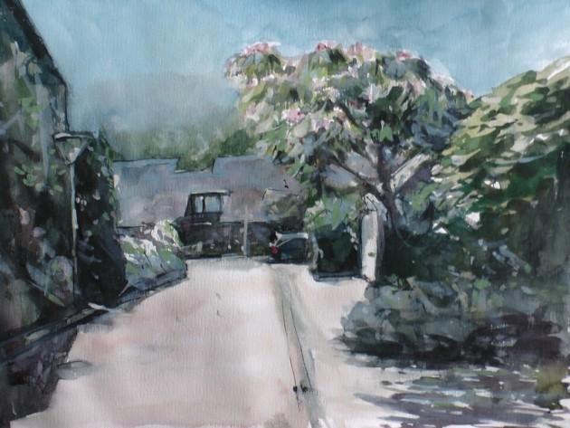 Perzische Slaapboom - De Hilver, Goirle - 31072019 (30 x 40)