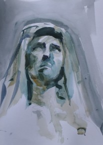 Maria (Studie) - Kerkhof Laarstraat Tilburg - 14082019 (30 x 21) (3)