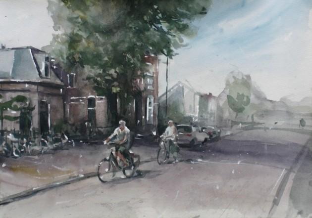 Zicht op Restaurant De Eetkamer - Tilburgseweg, Goirle - 09082019 (30 x 42)