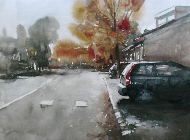 De Dommel, Goirle - 25102019 (30 x 40)