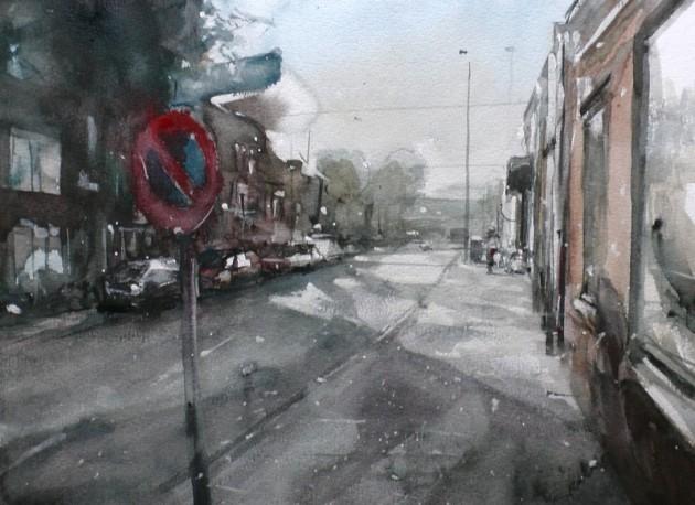 Korvelseweg Tilburg - 24102019 (30 x 40)