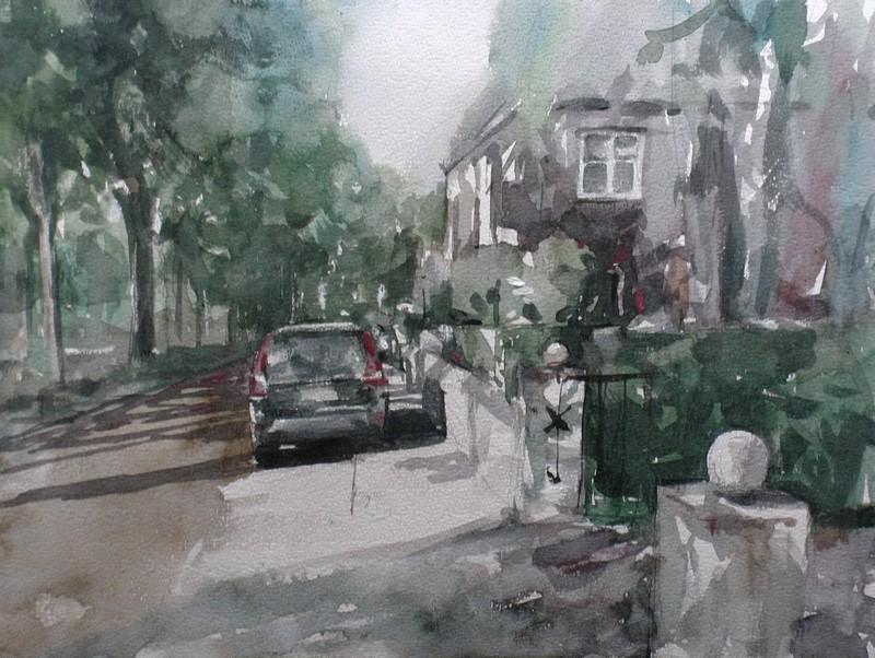 Tilburgseweg, Goirle - 251120119 (30 x 40)
