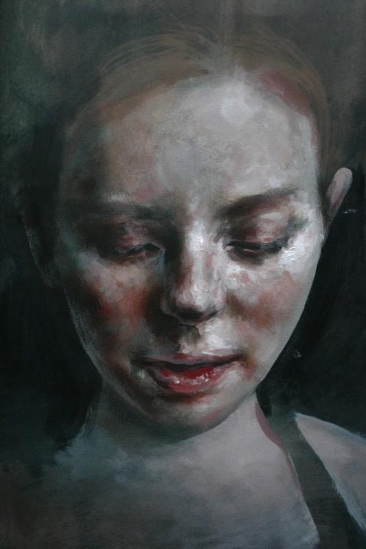Portret Meisje - 03022020 (40 x 30)
