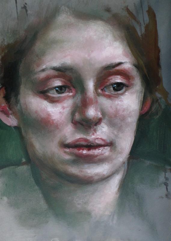 Portret Meisje - 06012020 (40 x 30)
