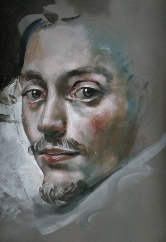 Rubens Studie - 02012020 (40 x 30)