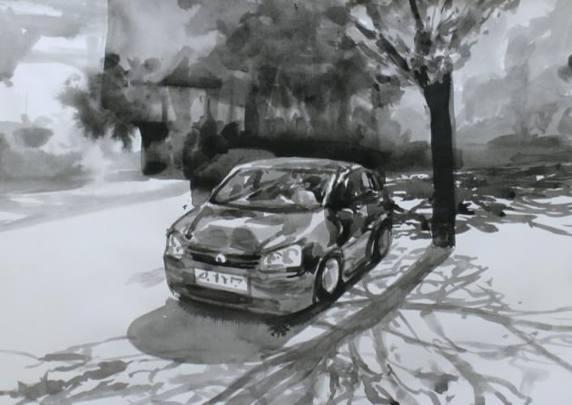 Parked Car - 06082020 (30 x 42)_klein
